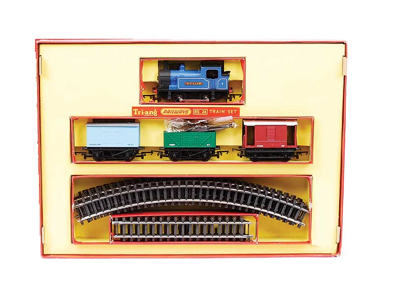Triang Train Set