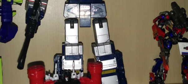Lazerbeak and Soundwave