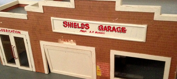 Shield's Garage