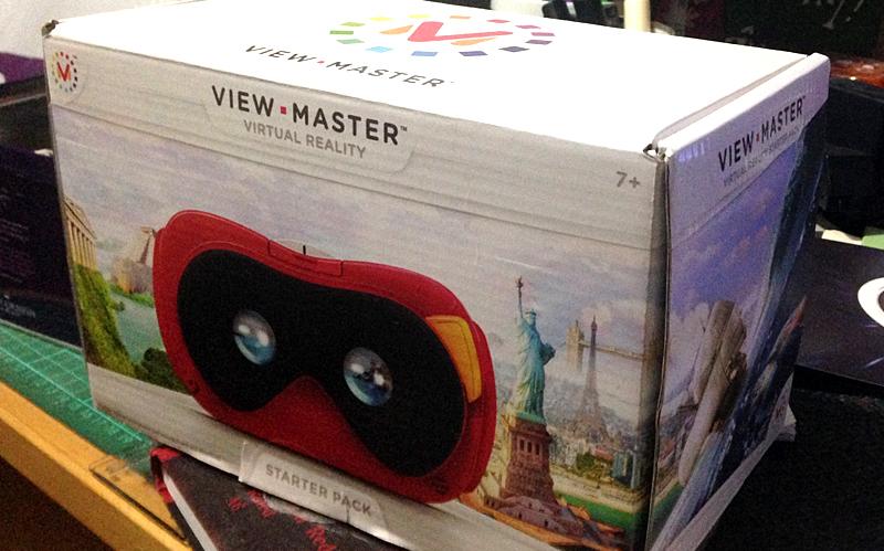 Viewmaster VR Box