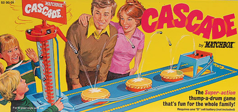 Cascade (Matchbox)